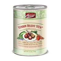 Merrick Grain Free Venison Holiday Stew Canned Dog Food, 13.2 oz - 12 Pack