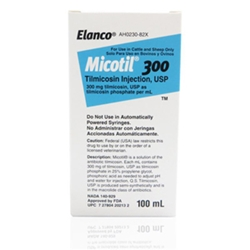 Micotil 300, 100 ml