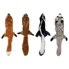 Mini Plush Skinneeez Rope, 20 pc