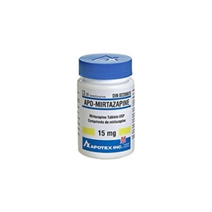 Mirtazapine 15 Mg Tablet