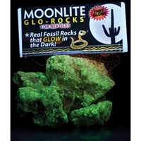 Moonlite Reptile Glo-Rock, 5 lb - 4 Pack
