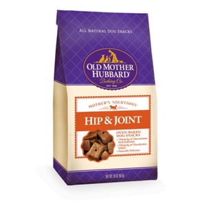 Mother's Solutions Hip & Joint Dog Biscuits, 20 oz