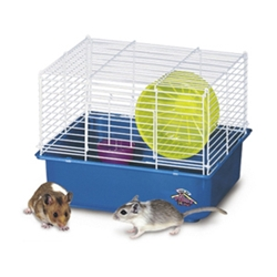 "My First Home for Hamsters 1-Story, 11"" x 13.5"" x 10"""