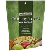 Natural Choice Crunchy Treats Apple, 10 oz - 10 Pack