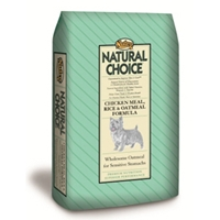 Natural Choice Dog Food Chicken, Rice & Oatmeal, 17.5 lb