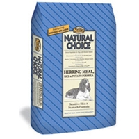 Natural Choice Dog Food Herring Meal, Rice & Potato, 15 lb