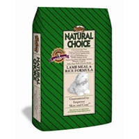 Natural Choice Dog Food Lamb & Rice, 17.5 lb