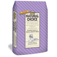 Natural Choice Dog Food Venison Meal & Brown Rice, 30 lb