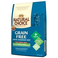 Natural Choice Grain Free Dog Food Lamb & Potato, 14 lb