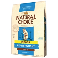 Natural Choice Healthy Weight Indoor Cat Food Oceanfish, 15.5 lb