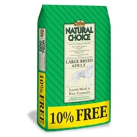 Natural Choice Large Breed Dog Food, 38.5 lb