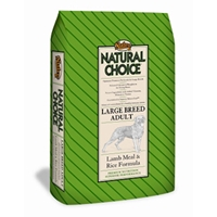 Natural Choice Large Breed Dog Food Lamb & Rice, 17.5 lb