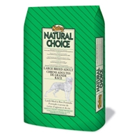 Natural Choice Large Breed Dog Food Lamb & Rice, 38.5 lb