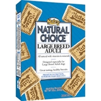 Natural Choice Large Breed Dog Treats, 23 oz - 12 Pack