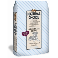 Natural Choice Large Breed Puppy Food, 35 lb