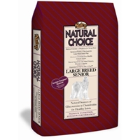 Natural Choice Large Breed Senior Dog Food, 17.5 lb