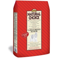 Natural Choice Large Breed Senior Dog Food, 35 lb