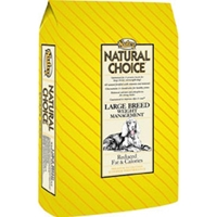 Natural Choice Large Breed Weight Management Dog Food, 35 lb