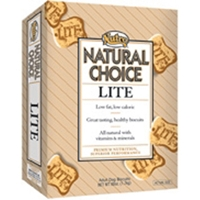Natural Choice Lite Dog Treats, 60 oz - 6 Pack