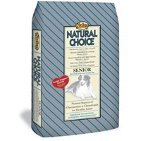 Natural Choice Senior Dog Food, 30 lb