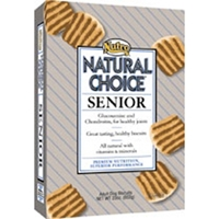 Natural Choice Senior Dog Treats, 23 oz - 12 Pack