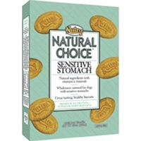 Natural Choice Sensitive Stomach Dog Treats, 23 oz - 12 Pack