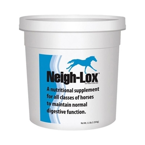Neigh-Lox Digestive Supplement for Horses, 3.5 lbs