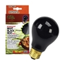 Night Black Heat Incandescent Bulb 150W Boxed