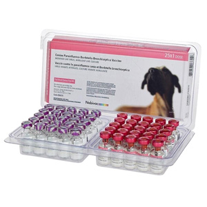 Nobivac Intra-Trac KC - Intranasal 25 ds Tray