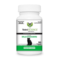 Vetri-Science NU CAT Multivitamin, 90 Chewable Tabs