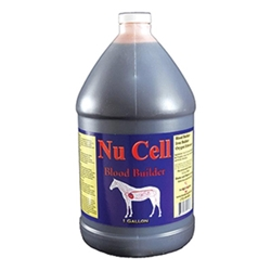 Nu Cell Blood Builder, 1 gal
