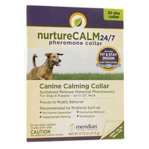 NurtureCALM 24/7 Pheromone Collar for Dogs, 28""