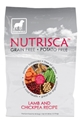 Nutrisca Grain and Potato Free Dog Food, Lamb & Chickpea, 28 lbs