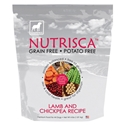 Nutrisca Lamb & Chickpea Dry Dog Food, 4 lb - 6 Pack