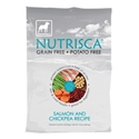 Nutrisca Salmon & Chickpea Dry Dog Food, 15 lb