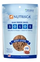 Nutrisca Solos Raw Freeze-Dried Dog Treats, Beef Liver, 1.5 oz