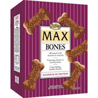 Nutro Max Bones Dog Treats, 60 oz - 6 Pack