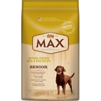 Nutro Max Senior Dog Food, 30 lb