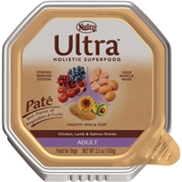 Nutro Ultra Adult Dog Pate, 3.5 oz - 24 Pack