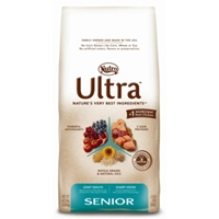 Nutro Ultra Senior Dog Food, 15 lb