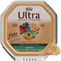 Nutro Ultra Senior Dog Pate, 3.5 oz - 24 Pack