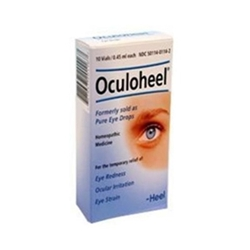 Oculoheel Pure Eye .45 ml, 10 Vials