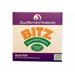 Old Mother Hubbard Bitz Assorted Flavors, 20 lb