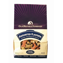 Old Mother Hubbard Classic Mini Dog Biscuits, 20 oz