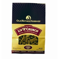 Old Mother Hubbard Liv%27R%27Crunch Mini Dog Biscuits, 20 oz
