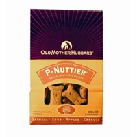 Old Mother Hubbard P-Nuttier Mini Dog Biscuits, 20 oz