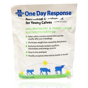 One Day Response for Livestock, 6.3 lbs
