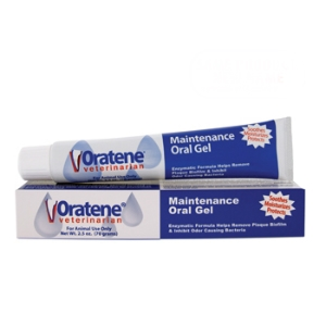 Oratene Veterinarian Maintenance Gel, 2.5 oz