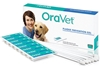 OraVet Plaque Prevention Gel, 8 Pack oravet plaque prevention gel 8pack effectively reduces dental tartar formation creating invisible barrier prevents bacteria attaching pet?s teeth petmeds orovet ora-vet ora oro