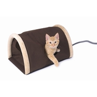 "Outdoor Heated Kitty Camper, 14"" x 20"" x 11"""